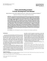 Full Text (PDF) - The International Journal of Developmental Biology