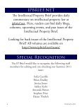 Volume 3, Issue 1 - American University Intellectual Property Brief - Page 6