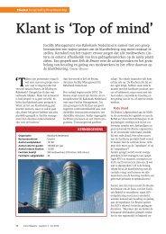 Lees het volledige artikel - Facto Magazine