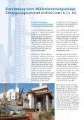 Erweiterung einer Müllverbrennungsanlage - Rostek & Pesch - Seite 2
