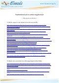 Marketing és PR - Magyar Evezős Szövetség - Page 7