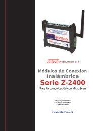 Módulos de Conexión Inalámbrica - Serie Z-2400