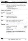 HP StorageWorks AB466A & AB467A 2Gb, 64-Bit/133 MHz PCI-X-to ... - Page 3