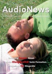 AudioNews 2/2009 - Zelger
