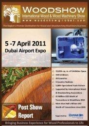 The Organizer - Dubai Woodshow