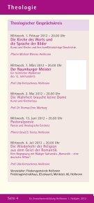 Spiritualität - Evangelische Erwachsenenbildung Heilbronn - Seite 4