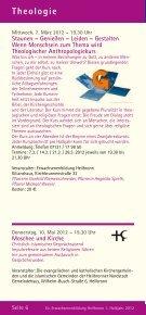 Spiritualität - Evangelische Erwachsenenbildung Heilbronn - Seite 6