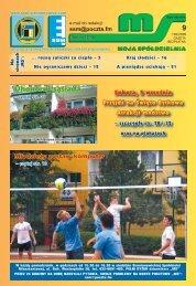 Pobierz: ms0909.pdf - Siemianowicka Spółdzielnia Mieszkaniowa