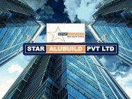 STAR PVT LTD ALUBUILD - ISO 9001:2008