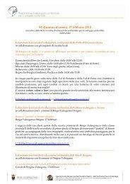 iniziative della Rete trentina di educazione ambientale per lo ...