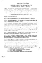 Decreto n. U00222 del 29/05/2013 - Regione Lazio