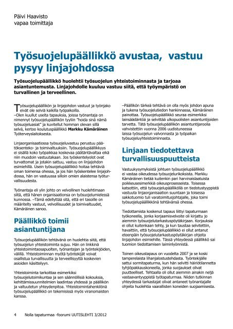 3/2012 - Työterveyslaitos