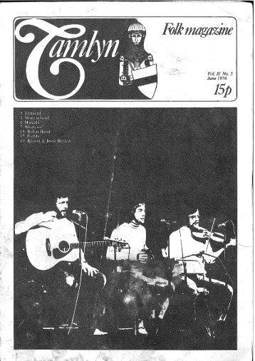 V2 Iss 5 Jun 1976 - Library