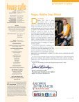 Winter 2012, Body, Mind & Spirit - Roper St. Francis Healthcare - Page 4