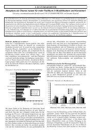 Akzeptanz als Chance nutzen für mehr Publikum in ... - Miz.org