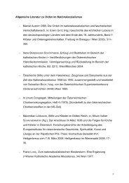 Allgemeine Literatur zu Orden im Nationalsozialismus - Marcel ...