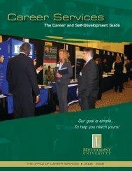 Career Services - Methodist University