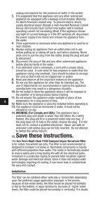 Mode d'emploi (PDF) - Exo Terra - Page 4