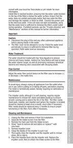Mode d'emploi (PDF) - Exo Terra - Page 5