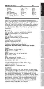 Mode d'emploi (PDF) - Exo Terra - Page 7