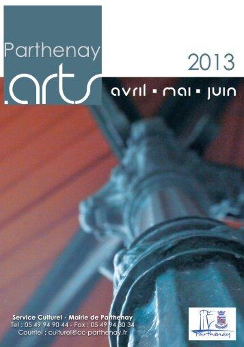 Télécharger le Parthenay.arts au format PDF - Communauté de ...