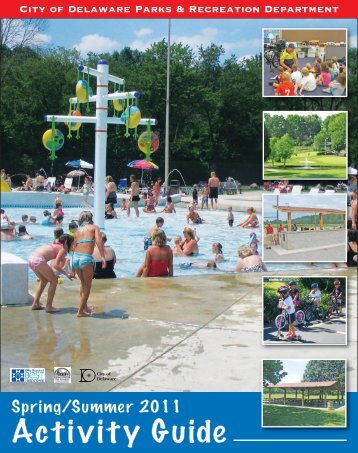 07spring_activity guide - City of Delaware