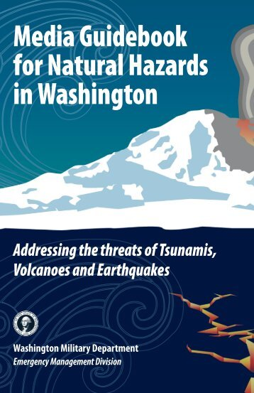 Media Guidebook for Natural Hazards in Washington