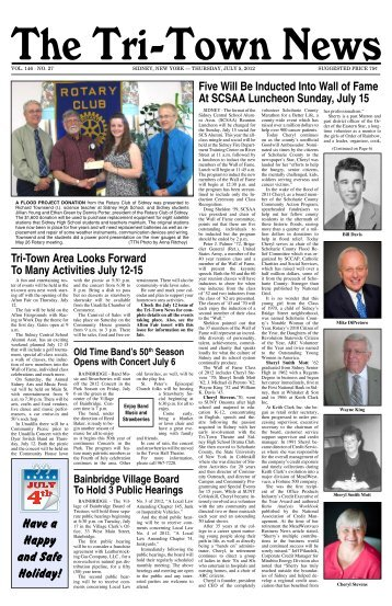 July 5, 2012.indd - The Tri-town news