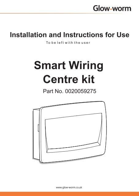 Smart Wiring Centre Kit