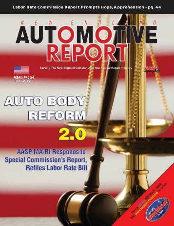February 2009 New England Automotive Report - Thomas Greco ...