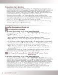 Empire Plan RETIREE At A Glance - Human Resources - Page 4
