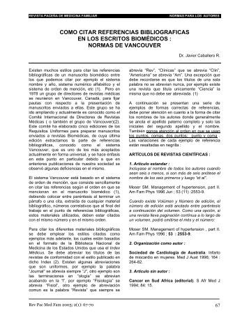 COMO CITAR REFERENCIAS BIBLIOGRAFICAS - Mflapaz.com