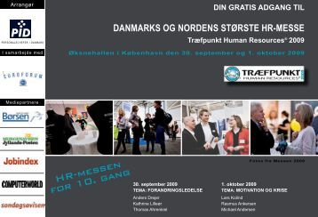 HR-messen for 10. gang - IBC Euroforum