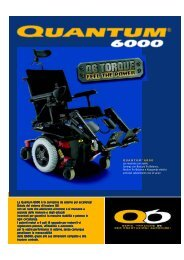 IT_Quantum 6000 Sell Sheet 5-06.p65 - Pride Mobility Products