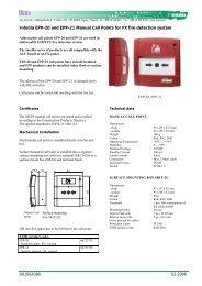 D01502GB0 02-2006 Intellia EPP-20 and EPP-21 Manual Call ...