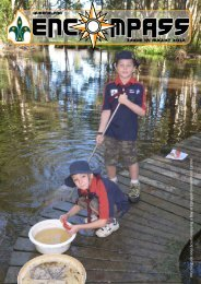 Encompass Issue 44 - August 2012 - Kawana Scouts