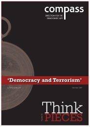 'Democracy and Terrorism'
