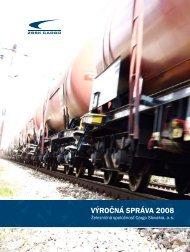 pokles - ZSSK Cargo