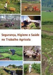 Segurança, Higiene e Saúde no Trabalho Agrícola - CNA