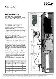 Electro-insuflair - SOCLA