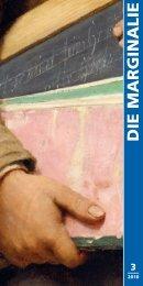 DIE MARGINALIE - Stämpfli Publikationen AG
