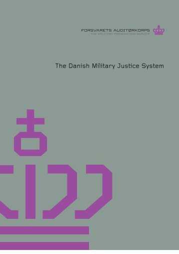 The_Danish_Military_Justice_System