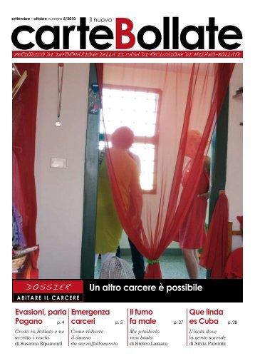 Il Nuovo Carte Bollate - Ristretti.it