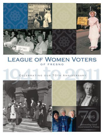 League of Women Voters of Fresno