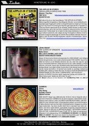 CD/2CD CD CD - Tuba Records