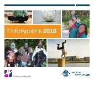 Fritidspolitik 2010 - Aalborg Kommune