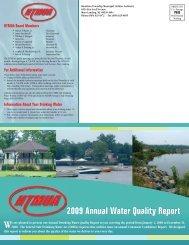 January 1, 2008 - Hamilton Township Municipal Utilities Authority