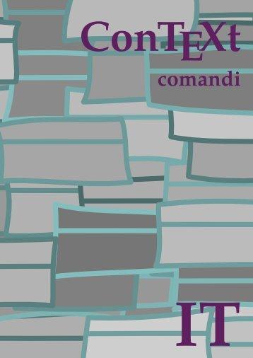 comandi - Pragma ADE