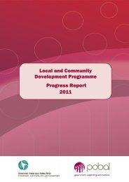 LCDP Progress Report 2011 - Pobal