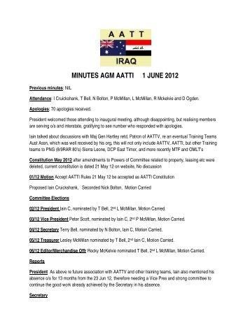 MINUTES AGM AATTI 1 JUNE 2012 - Abalinx